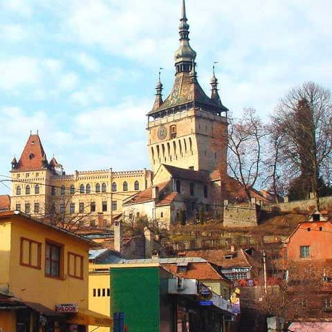 Sighisoara Romania